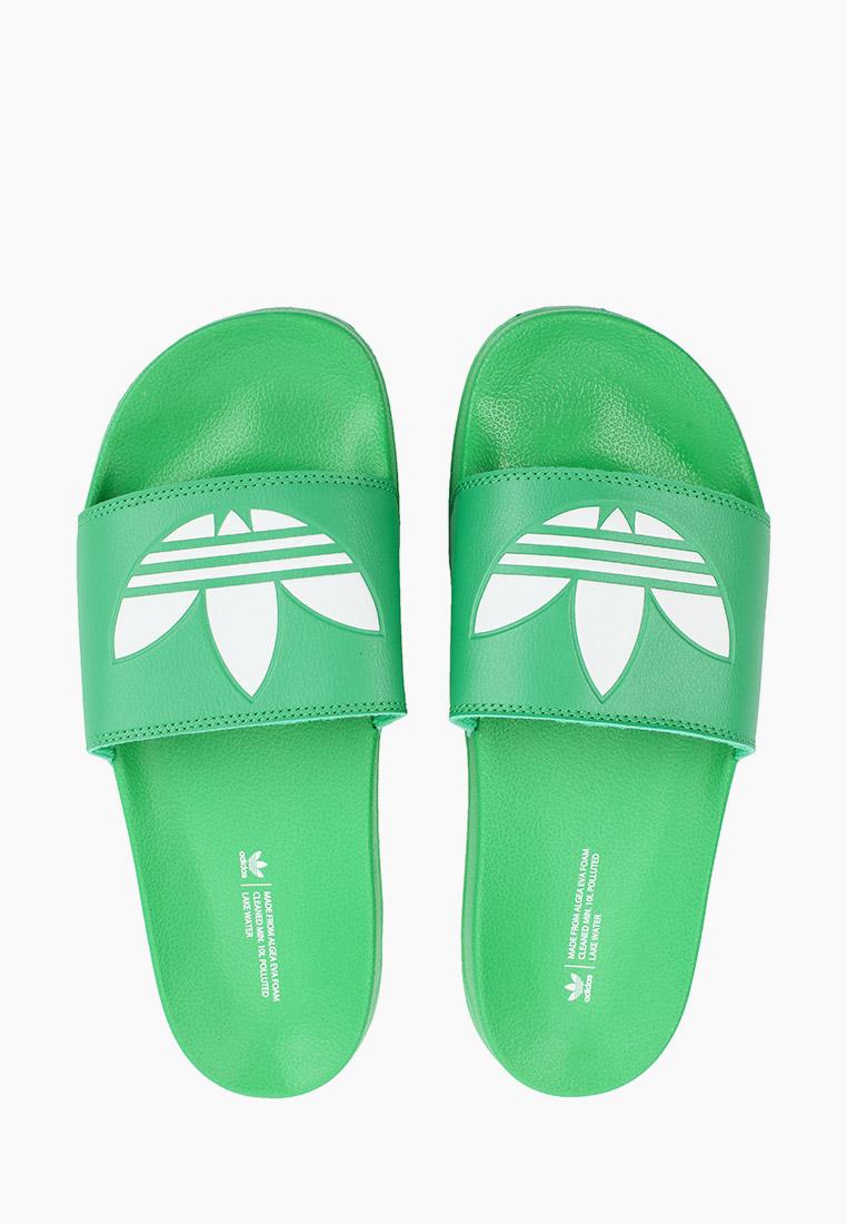 Мужская резиновая обувь Adidas Originals (Адидас Ориджиналс) FX5909: изображение 4