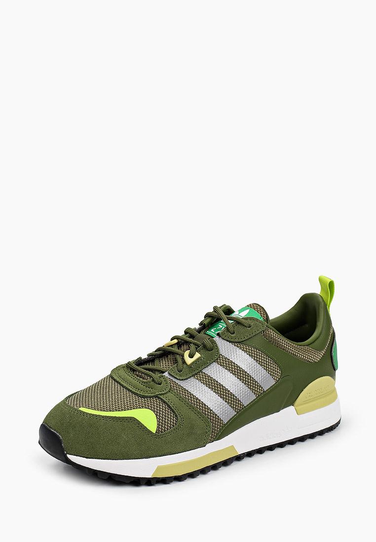 Мужские кроссовки Adidas Originals (Адидас Ориджиналс) FX7022: изображение 2