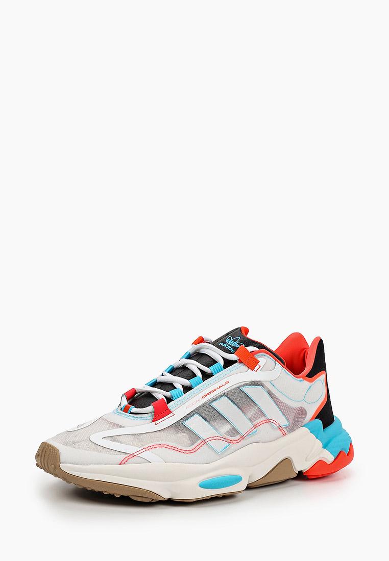 Мужские кроссовки Adidas Originals (Адидас Ориджиналс) G57953: изображение 2