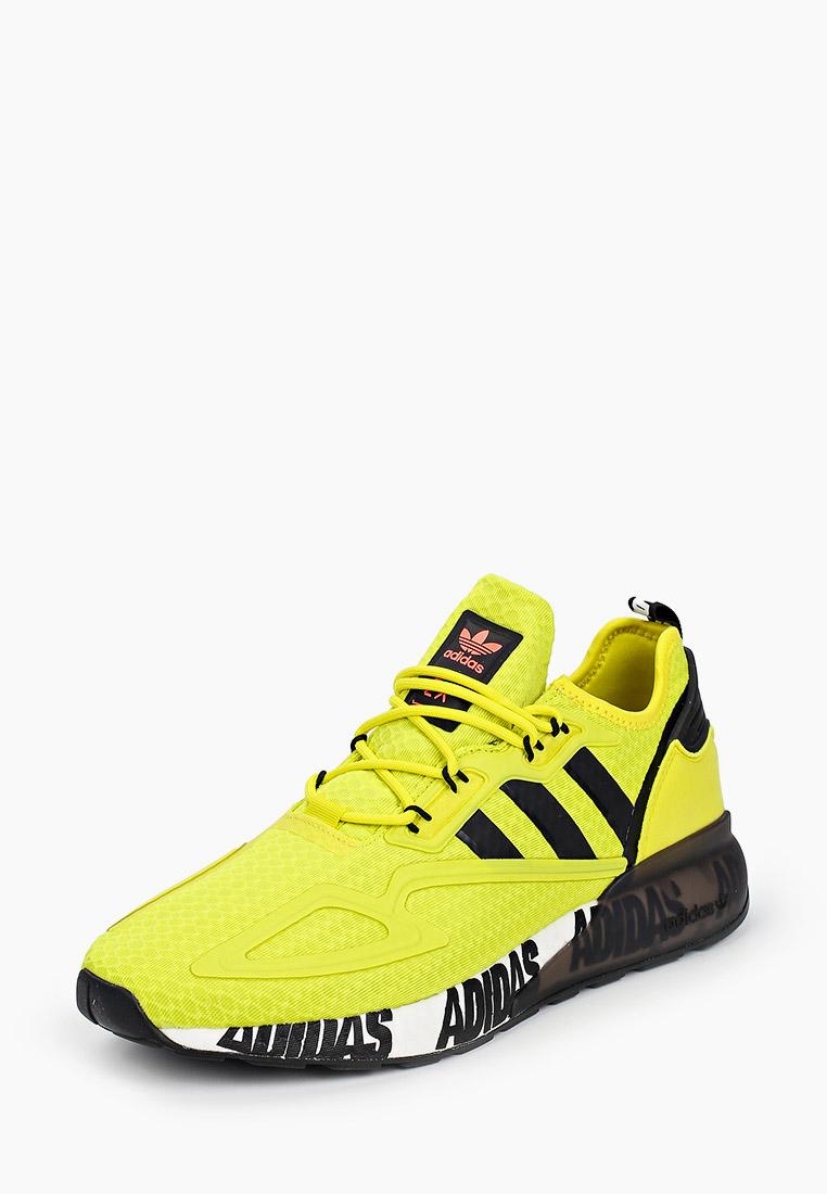 Мужские кроссовки Adidas Originals (Адидас Ориджиналс) FX7031: изображение 2