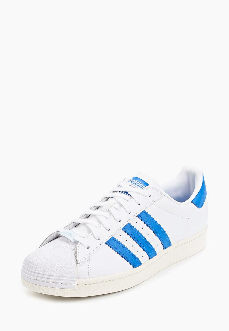 Мужские кеды Adidas Originals (Адидас Ориджиналс) FW4406: изображение 2