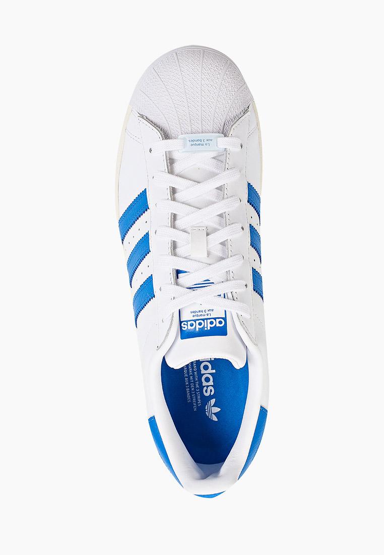 Мужские кеды Adidas Originals (Адидас Ориджиналс) FW4406: изображение 4