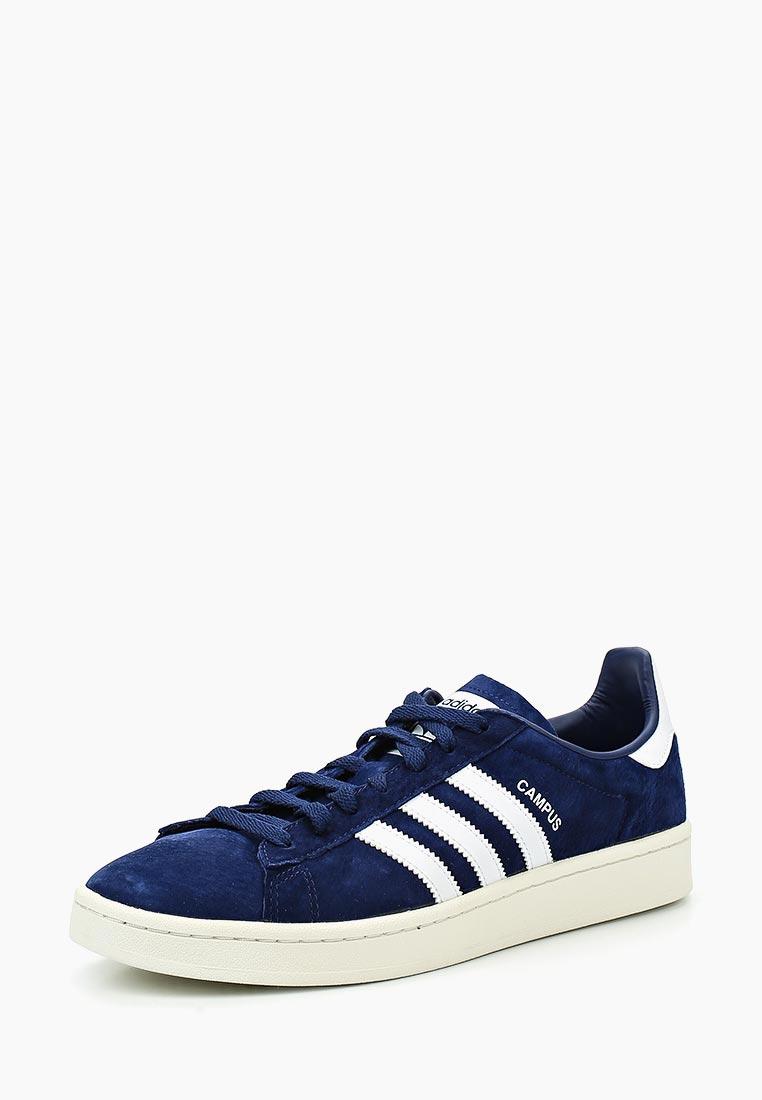 Мужские кеды Adidas Originals (Адидас Ориджиналс) BZ0086: изображение 6