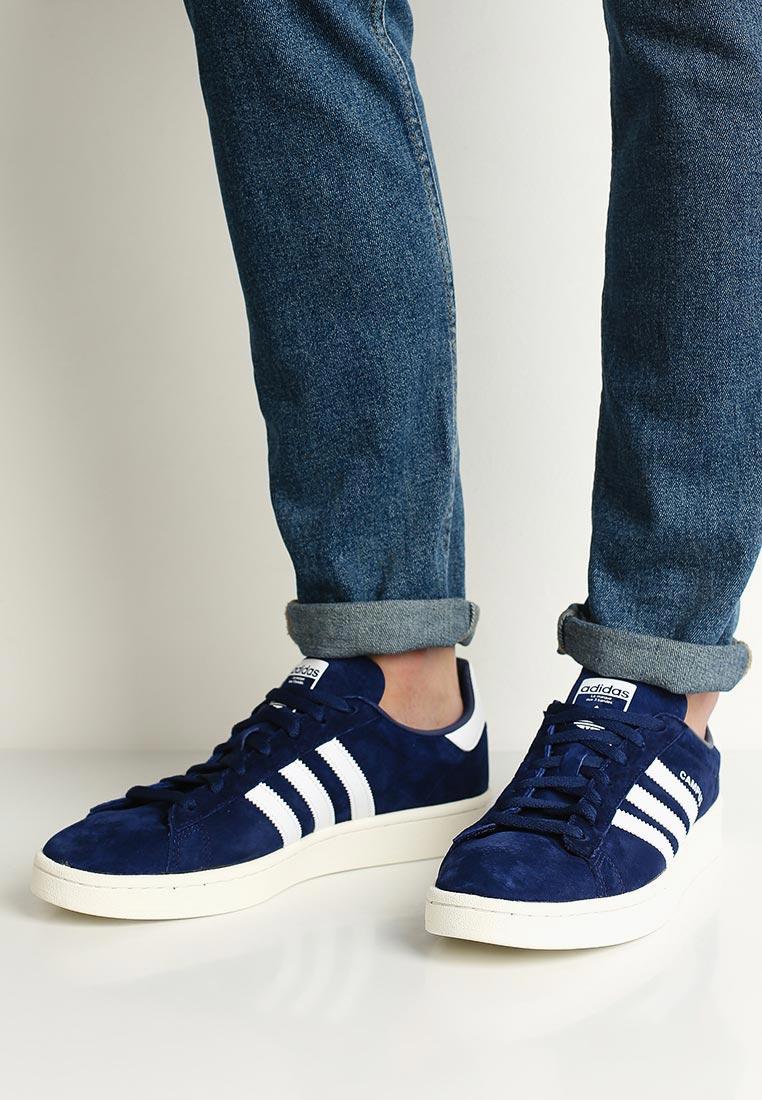Мужские кеды Adidas Originals (Адидас Ориджиналс) BZ0086: изображение 10