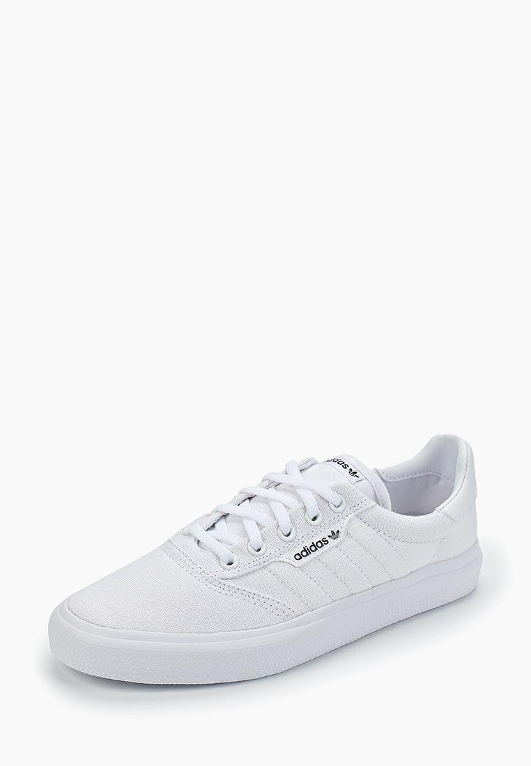 Мужские кеды Adidas Originals (Адидас Ориджиналс) B22705: изображение 2
