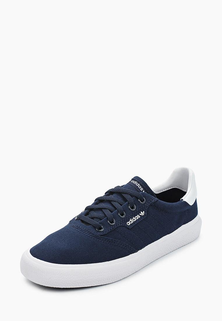Мужские кеды Adidas Originals (Адидас Ориджиналс) B22707: изображение 2