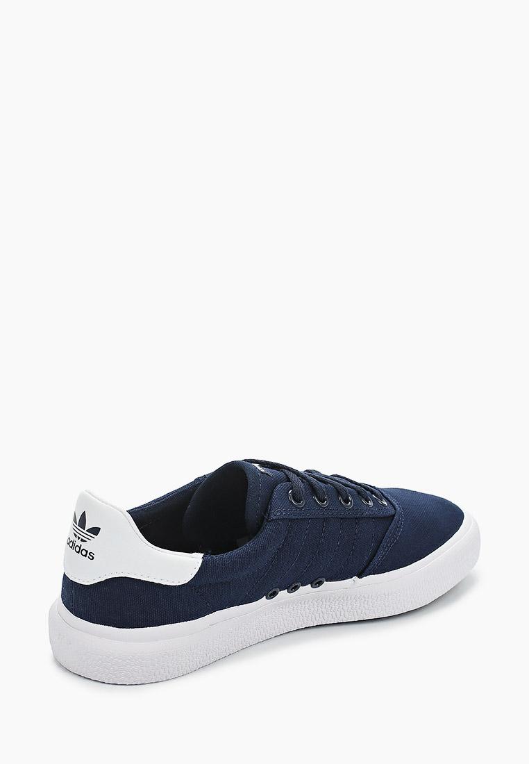 Мужские кеды Adidas Originals (Адидас Ориджиналс) B22707: изображение 3