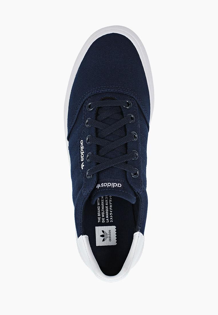 Мужские кеды Adidas Originals (Адидас Ориджиналс) B22707: изображение 4