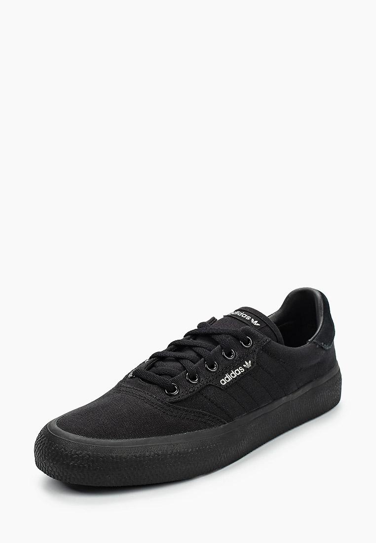 Мужские кеды Adidas Originals (Адидас Ориджиналс) B22713: изображение 2