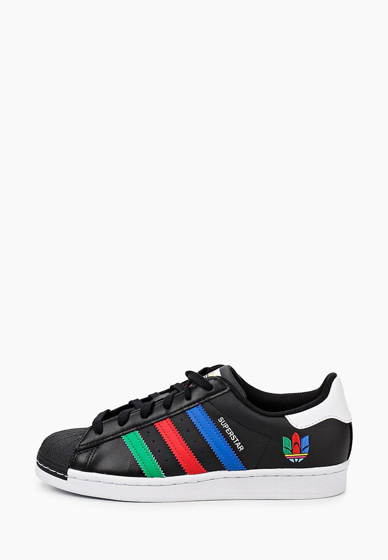 Мужские кеды Adidas Originals (Адидас Ориджиналс) FU9520