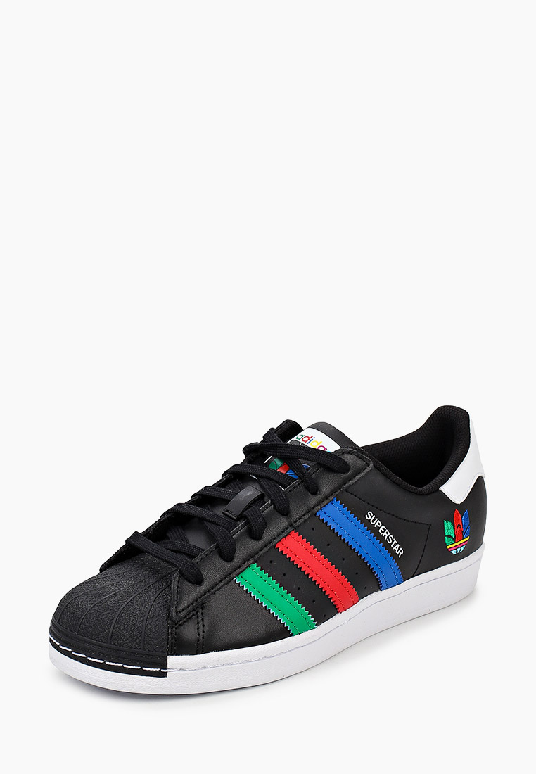 Мужские кеды Adidas Originals (Адидас Ориджиналс) FU9520: изображение 2