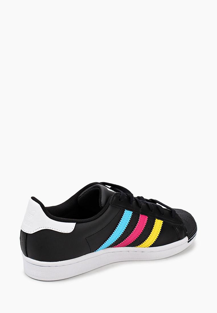 Мужские кеды Adidas Originals (Адидас Ориджиналс) FU9520: изображение 3