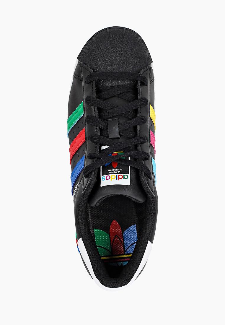 Мужские кеды Adidas Originals (Адидас Ориджиналс) FU9520: изображение 4