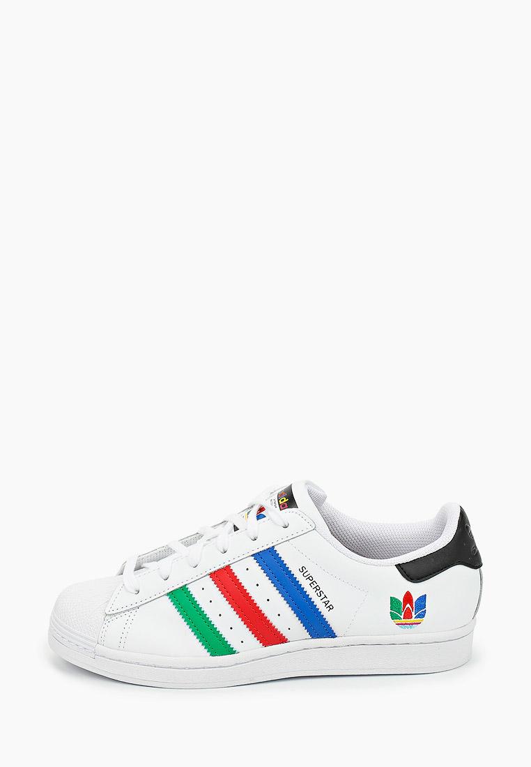 Мужские кеды Adidas Originals (Адидас Ориджиналс) FU9521