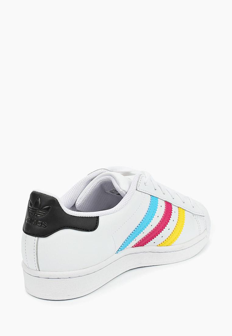 Мужские кеды Adidas Originals (Адидас Ориджиналс) FU9521: изображение 3