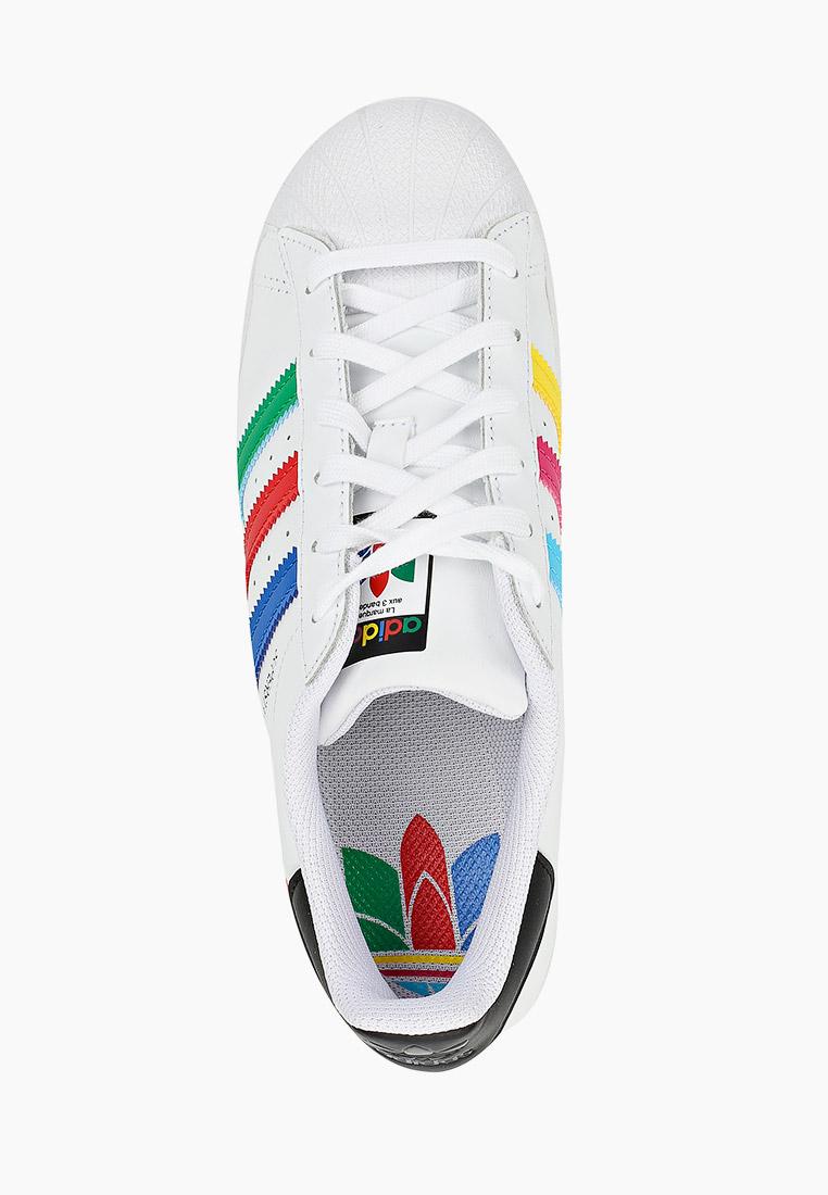 Мужские кеды Adidas Originals (Адидас Ориджиналс) FU9521: изображение 4