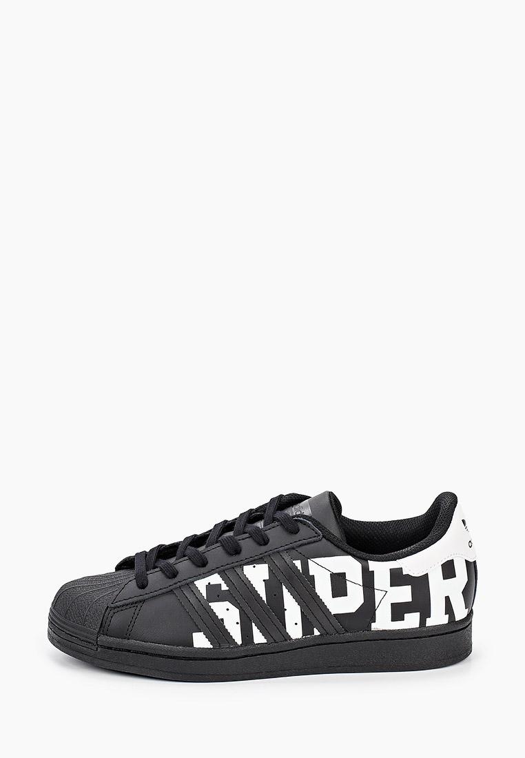 Мужские кеды Adidas Originals (Адидас Ориджиналс) FV2817