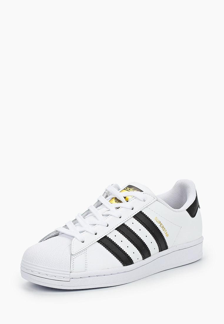 Мужские кеды Adidas Originals (Адидас Ориджиналс) EG4958: изображение 2