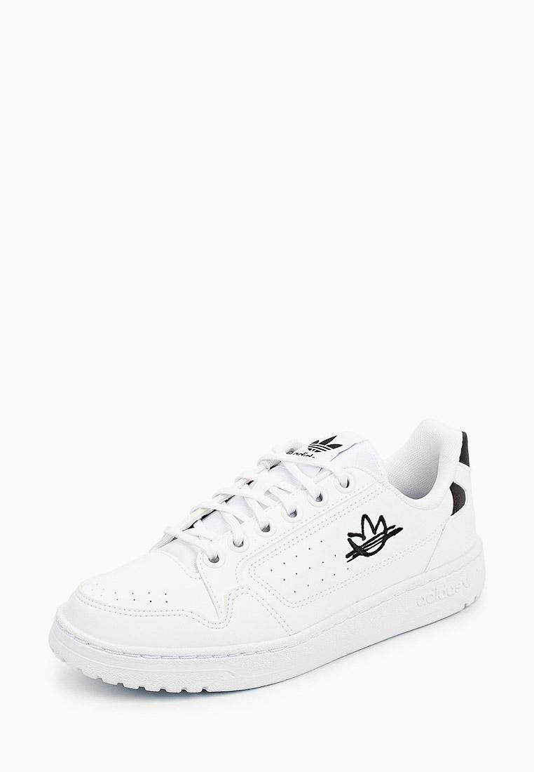 Мужские кеды Adidas Originals (Адидас Ориджиналс) FZ2251: изображение 2