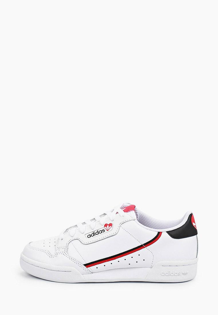 Мужские кеды Adidas Originals (Адидас Ориджиналс) FZ1818