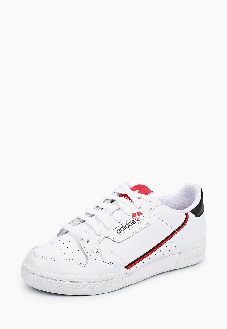 Мужские кеды Adidas Originals (Адидас Ориджиналс) FZ1818: изображение 2