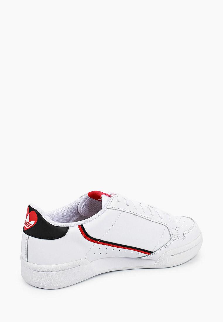 Мужские кеды Adidas Originals (Адидас Ориджиналс) FZ1818: изображение 3