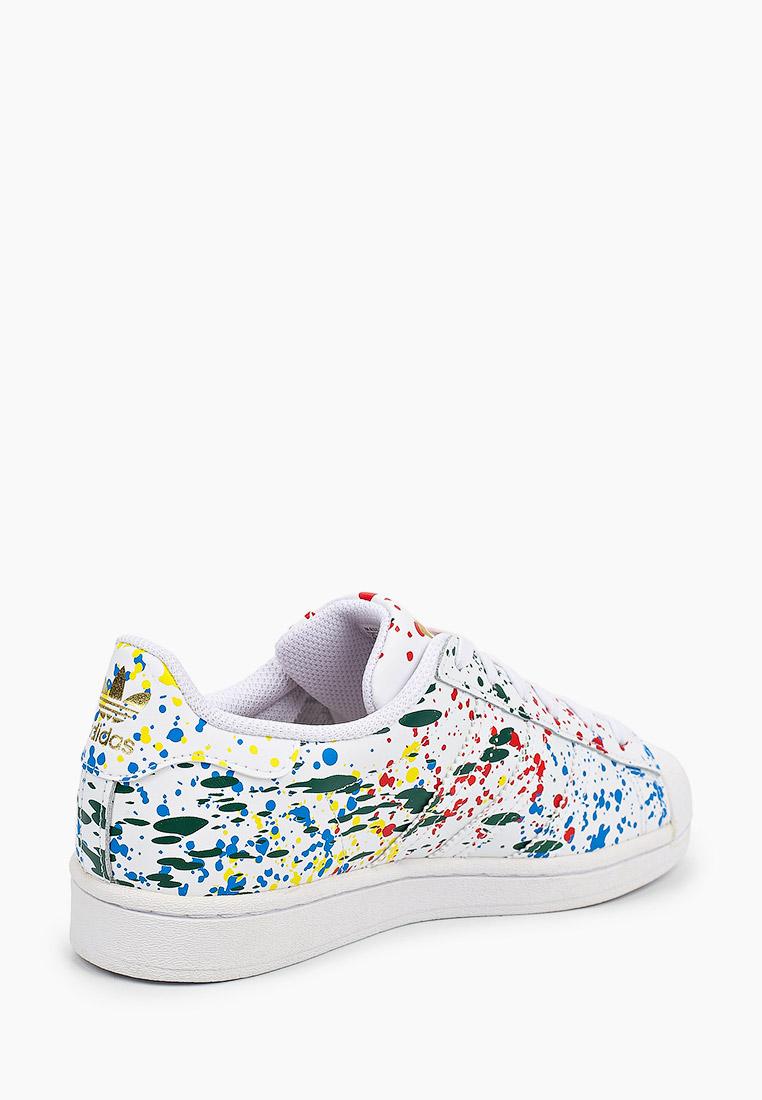 Мужские кеды Adidas Originals (Адидас Ориджиналс) FX5537: изображение 3