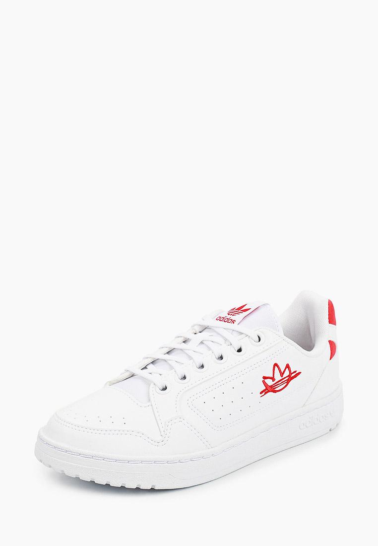 Мужские кеды Adidas Originals (Адидас Ориджиналс) FZ2250: изображение 2