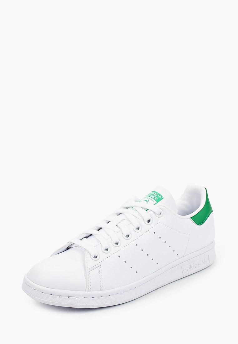 Мужские кеды Adidas Originals (Адидас Ориджиналс) FX5502: изображение 2