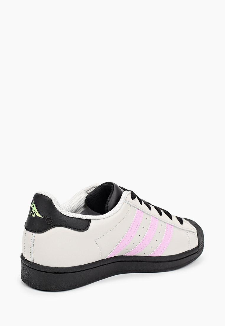 Мужские кеды Adidas Originals (Адидас Ориджиналс) FY5822: изображение 3