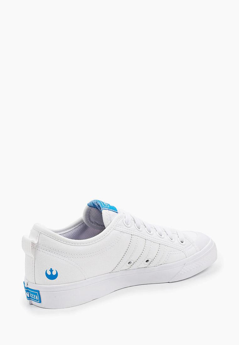 Мужские кеды Adidas Originals (Адидас Ориджиналс) FX8351: изображение 3