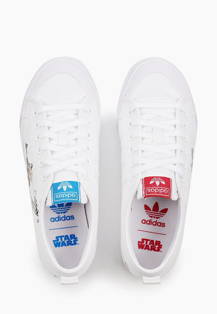 Мужские кеды Adidas Originals (Адидас Ориджиналс) FX8351: изображение 4