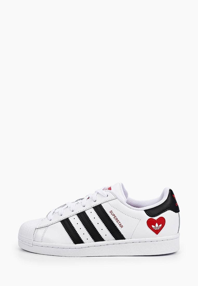 Мужские кеды Adidas Originals (Адидас Ориджиналс) FZ1807