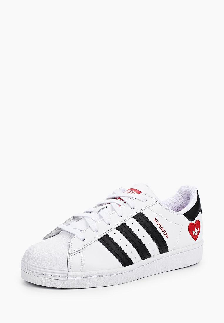 Мужские кеды Adidas Originals (Адидас Ориджиналс) FZ1807: изображение 2