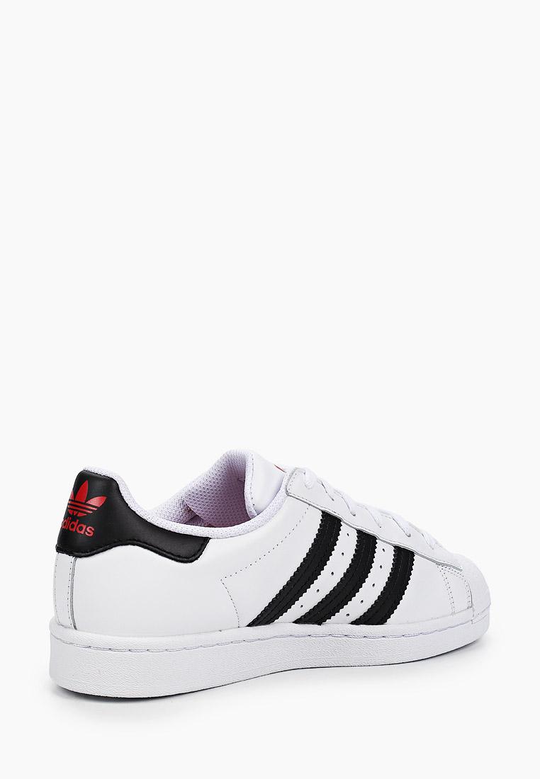 Мужские кеды Adidas Originals (Адидас Ориджиналс) FZ1807: изображение 3