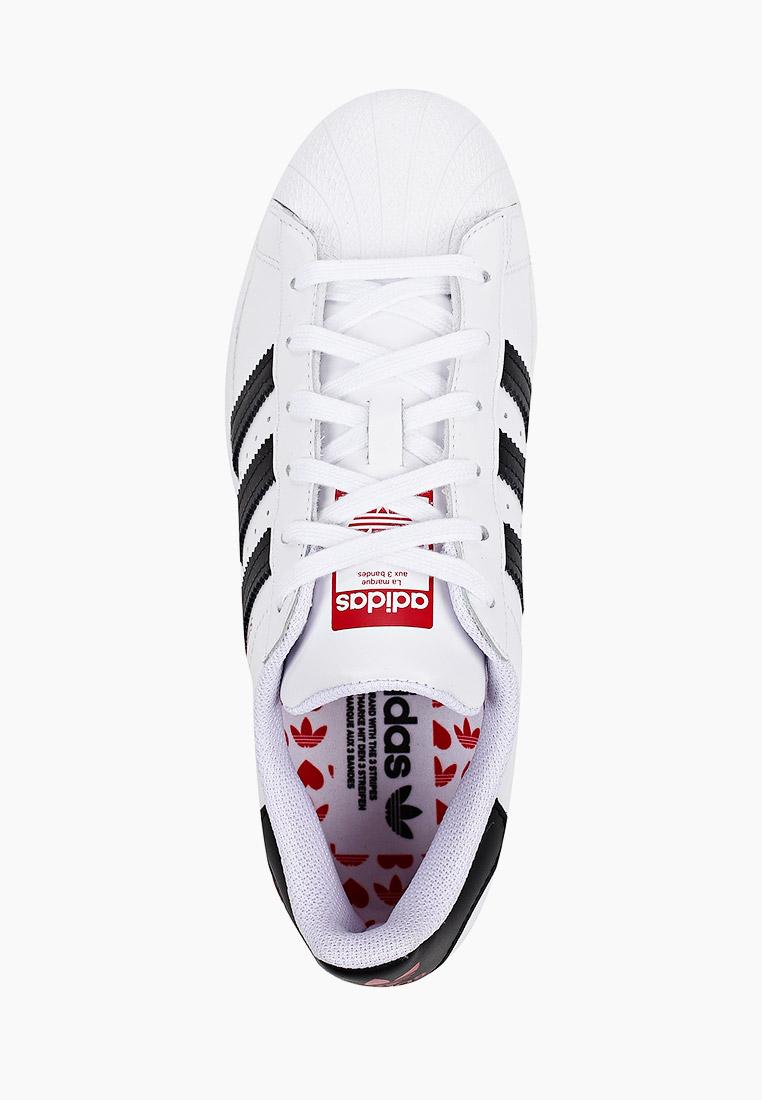 Мужские кеды Adidas Originals (Адидас Ориджиналс) FZ1807: изображение 4