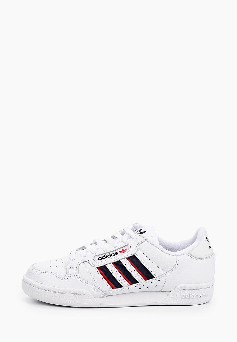 Мужские кеды Adidas Originals (Адидас Ориджиналс) FX5090: изображение 1