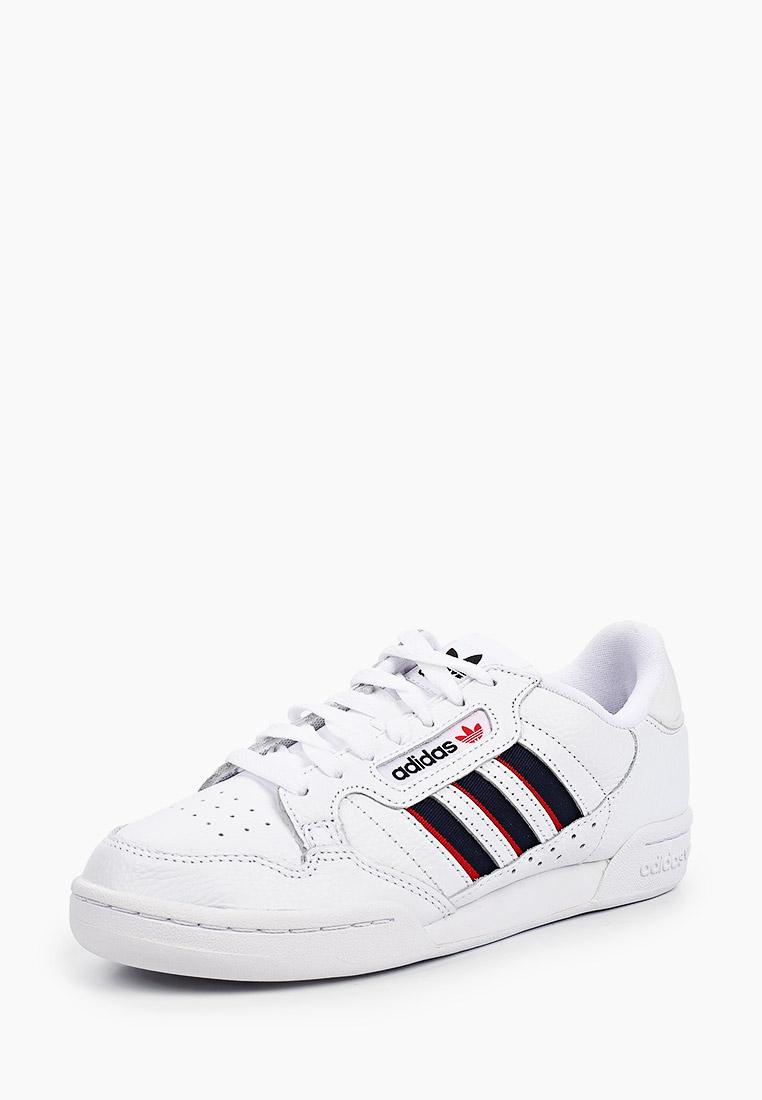Мужские кеды Adidas Originals (Адидас Ориджиналс) FX5090: изображение 2