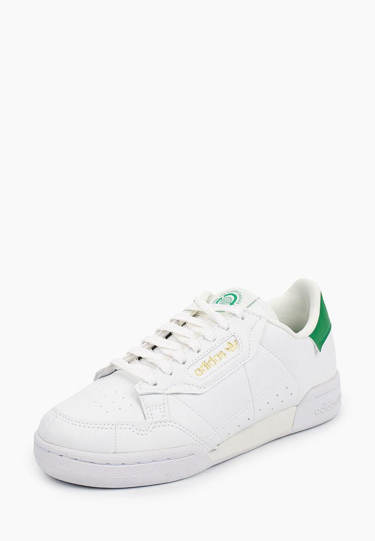 Мужские кеды Adidas Originals (Адидас Ориджиналс) FY5468: изображение 2
