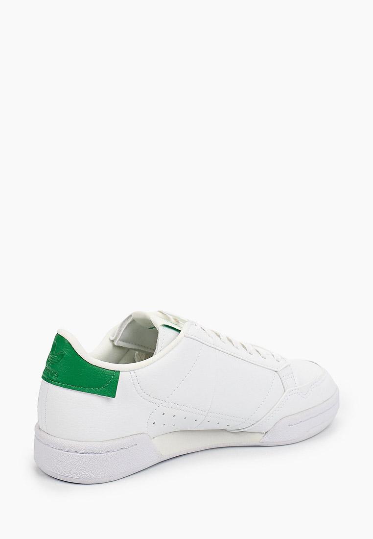 Мужские кеды Adidas Originals (Адидас Ориджиналс) FY5468: изображение 3