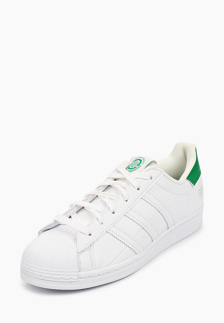 Мужские кеды Adidas Originals (Адидас Ориджиналс) FY5480: изображение 2