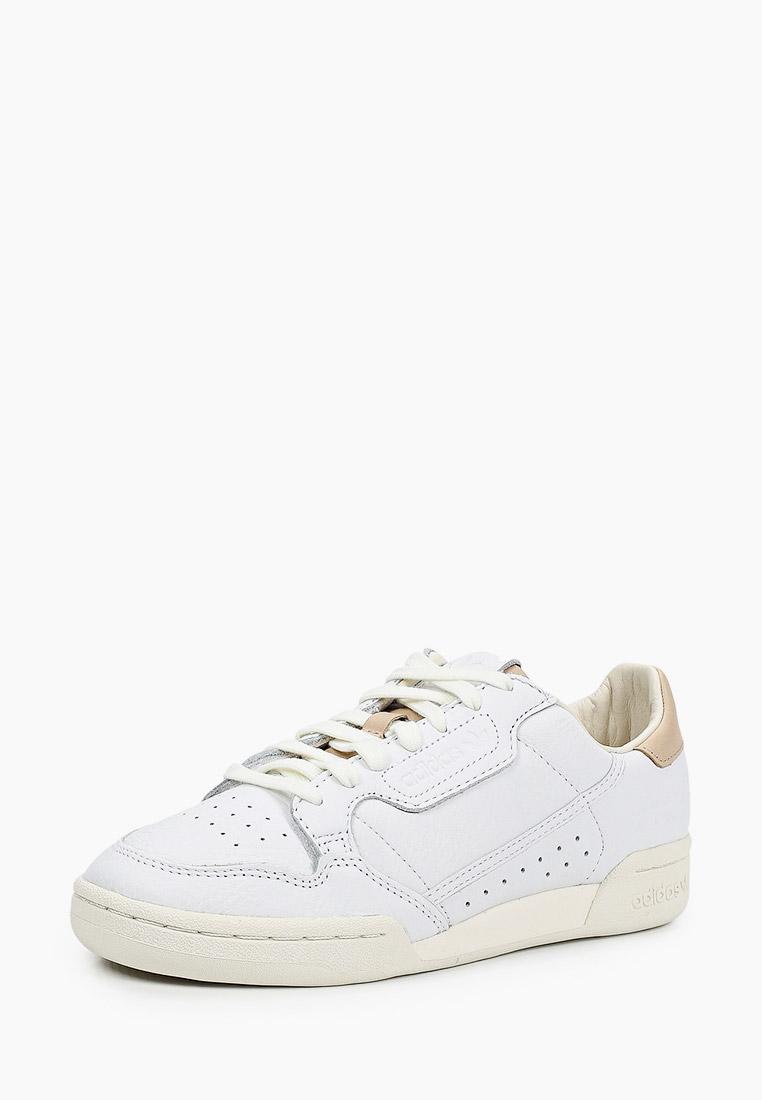 Мужские кеды Adidas Originals (Адидас Ориджиналс) FY5469: изображение 2