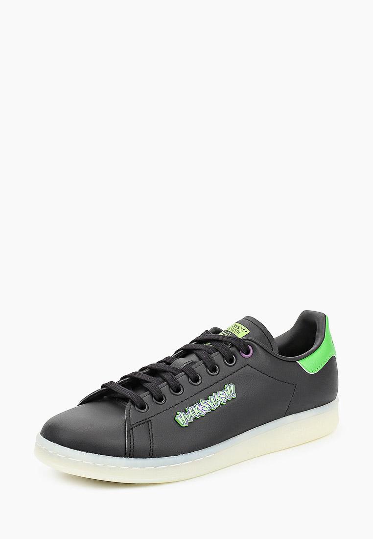Мужские кеды Adidas Originals (Адидас Ориджиналс) FZ2708: изображение 2