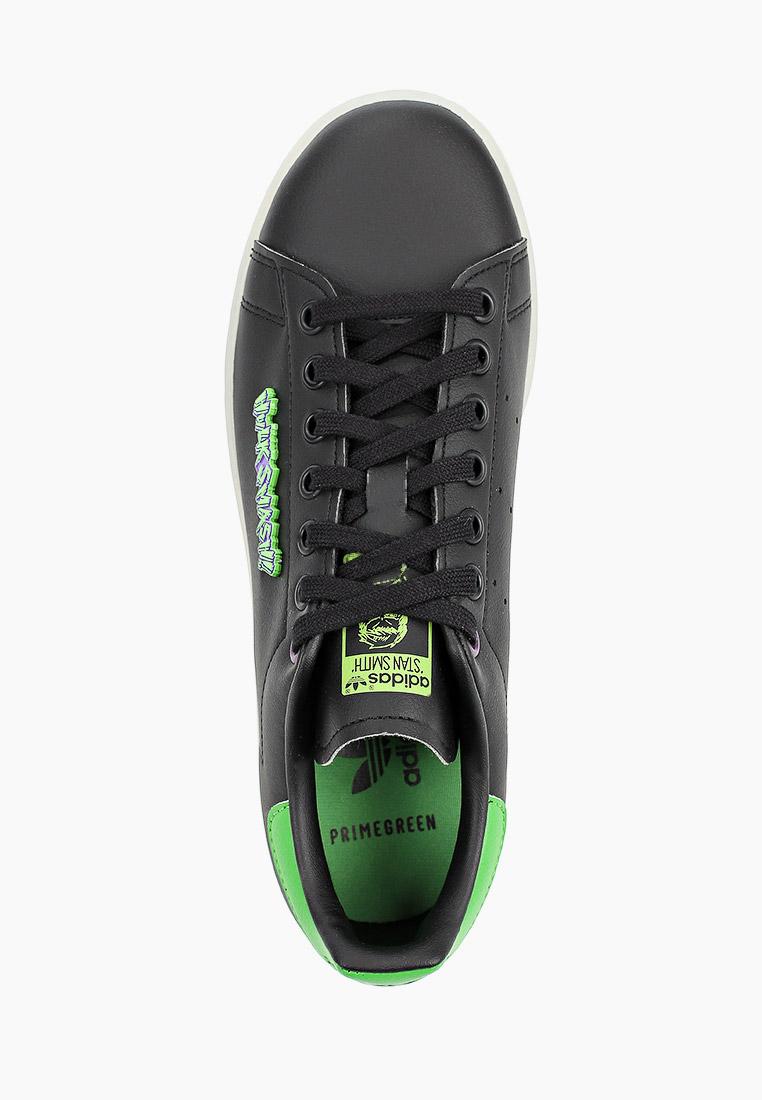 Мужские кеды Adidas Originals (Адидас Ориджиналс) FZ2708: изображение 4