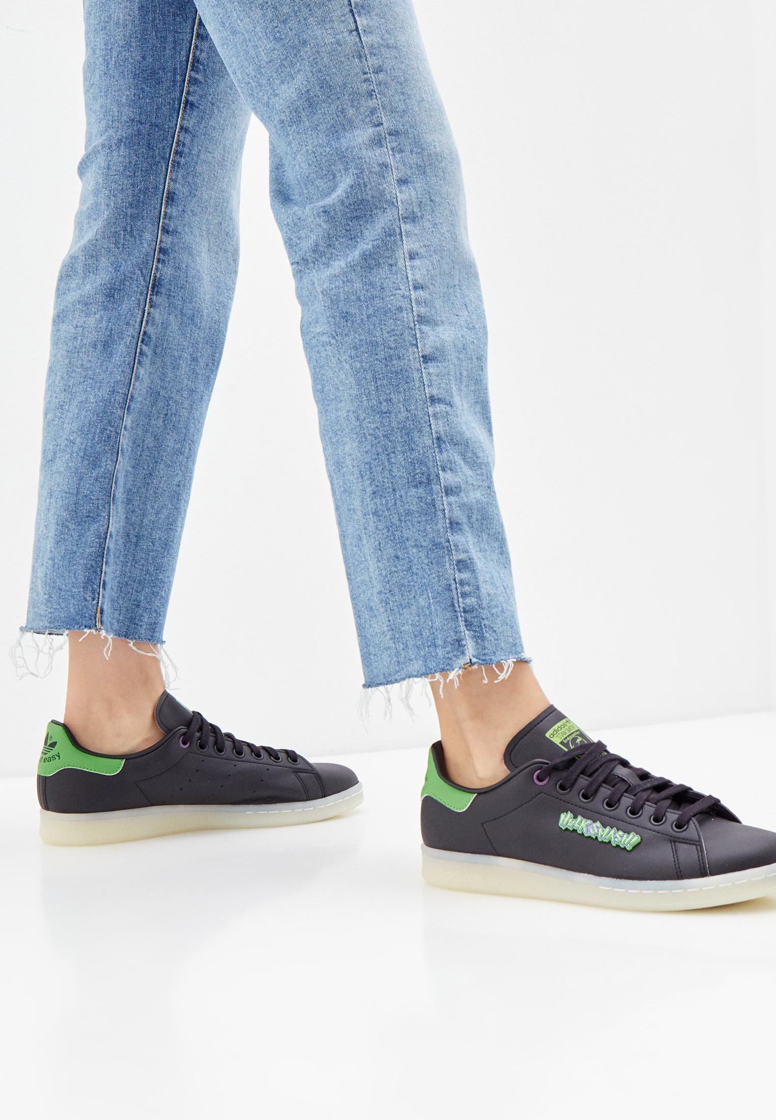Мужские кеды Adidas Originals (Адидас Ориджиналс) FZ2708: изображение 6