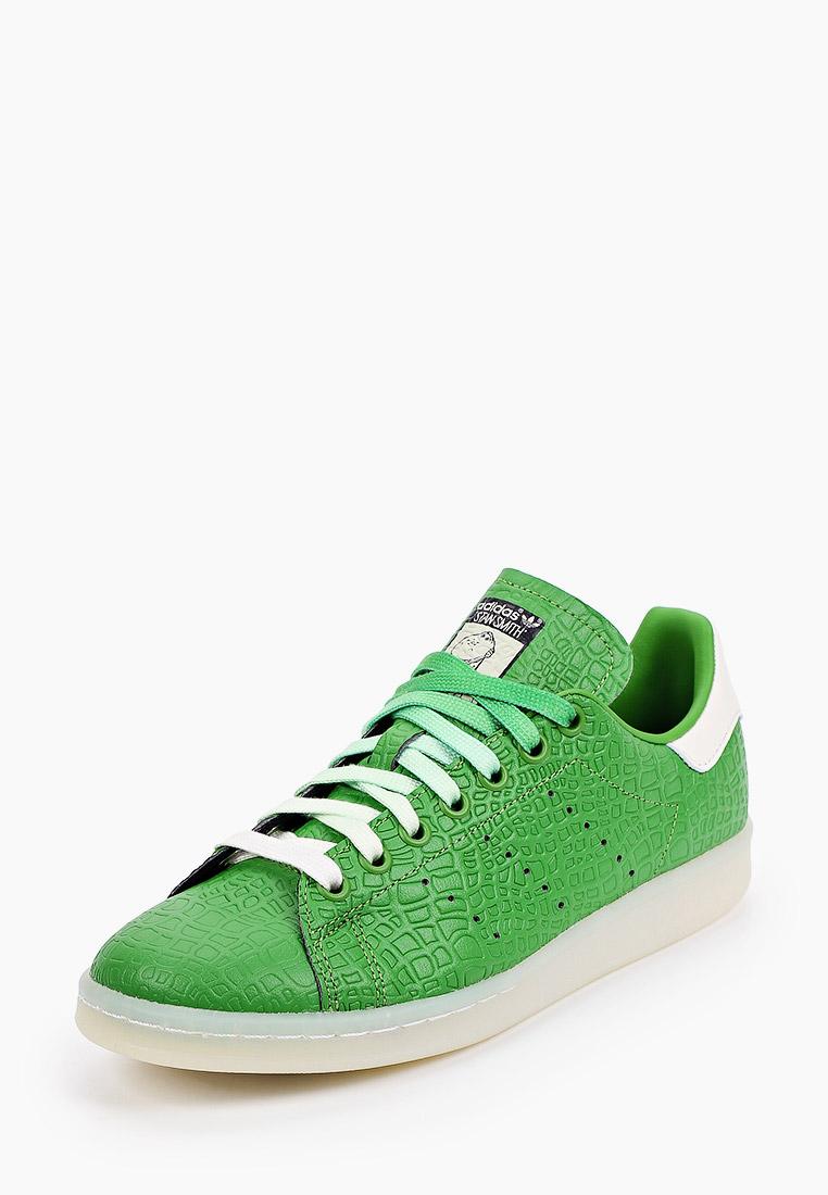 Мужские кеды Adidas Originals (Адидас Ориджиналс) FZ2705: изображение 2