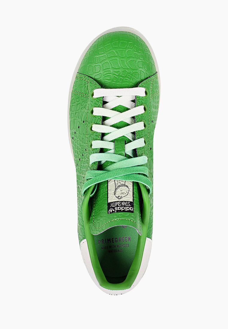 Мужские кеды Adidas Originals (Адидас Ориджиналс) FZ2705: изображение 4