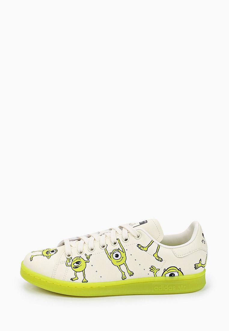 Мужские кеды Adidas Originals (Адидас Ориджиналс) FZ2706