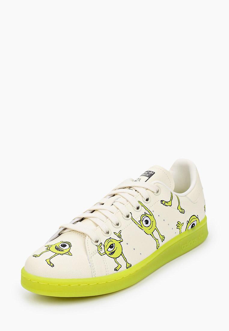 Мужские кеды Adidas Originals (Адидас Ориджиналс) FZ2706: изображение 2