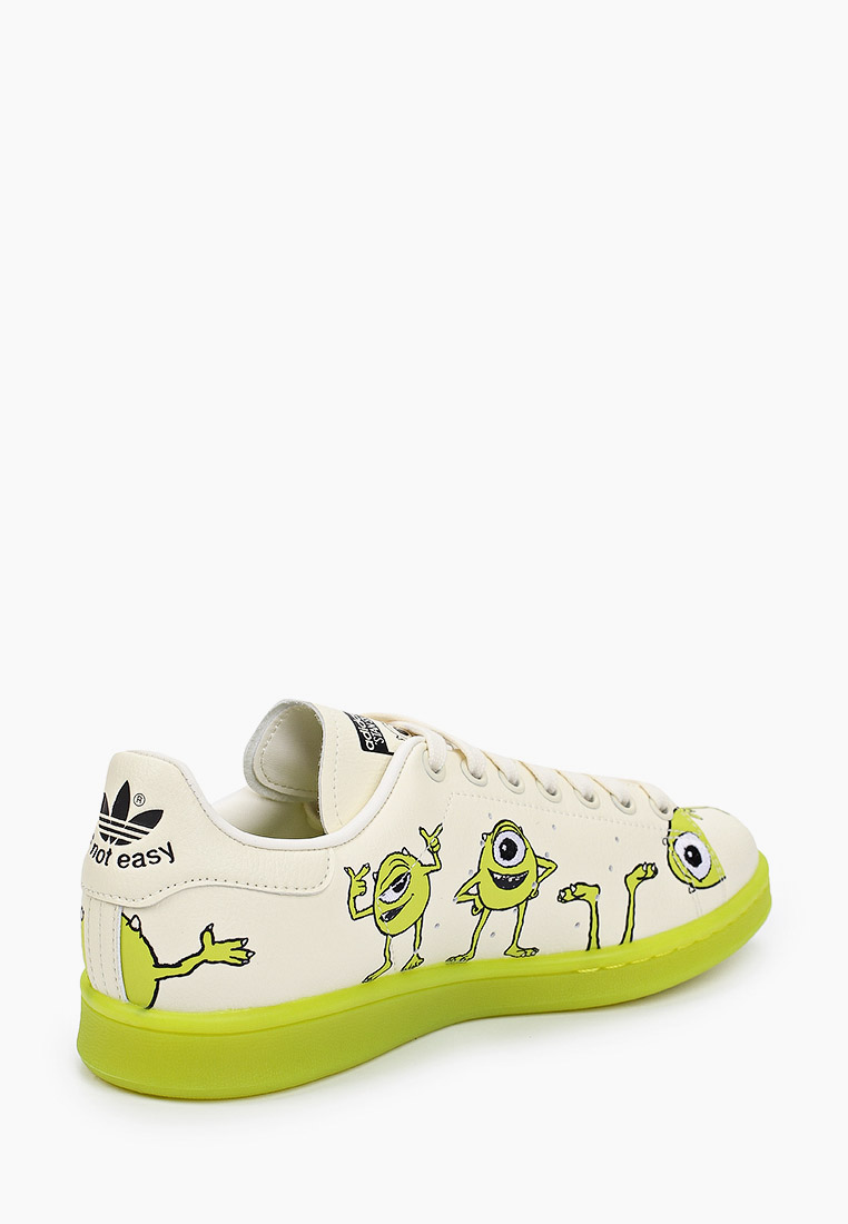 Мужские кеды Adidas Originals (Адидас Ориджиналс) FZ2706: изображение 3